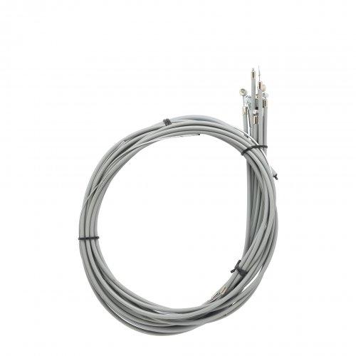 Serie completa Cables para VESPA PX MY - freno de disco