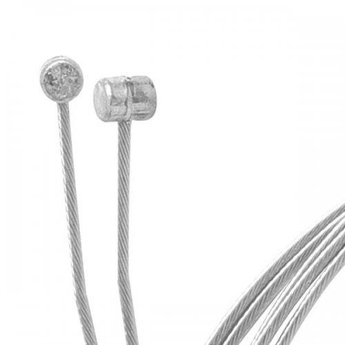 Cable en aciero galvanizado por Cambios 1,6x19 L.2000 mm - 2 piezas - todos los modelos Vespa