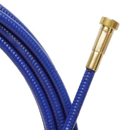 SIRGA Azul para antorchas de soldadura BZ L.5400 alambre 0,6/1,0