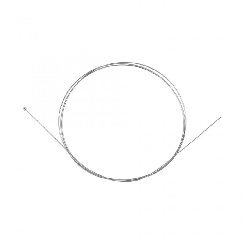 Stainless steel gear cable 1,25X19 L. 2000 mm - Campagnolo gearbox