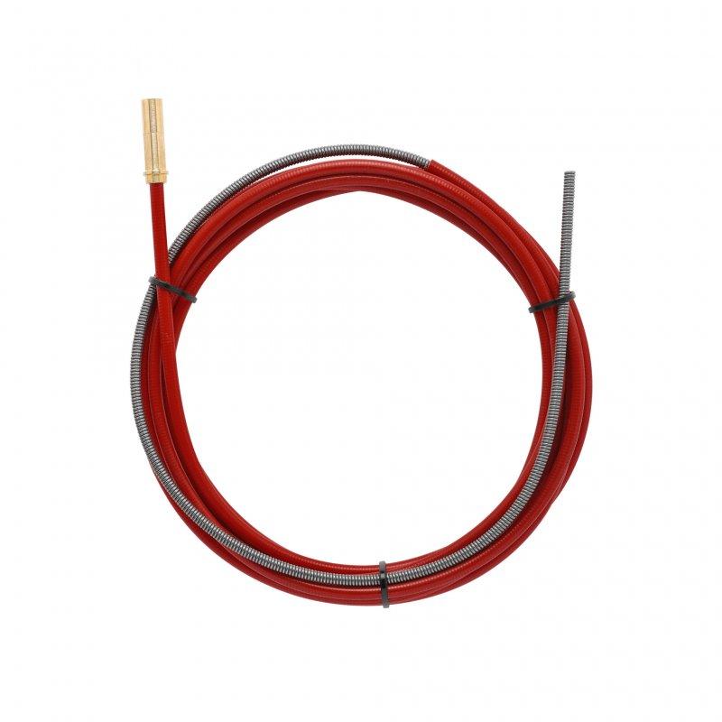 FLOWIRED GUAINA ROSSA COMPATIBILE BINZEL L.4400 FILO 1,0//1,2 Made in Italy