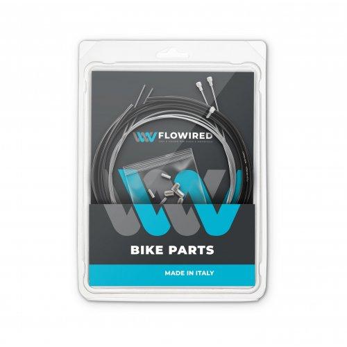 KIT frein pour vélo de course PERSONNALISÉ, Câbles en acier galvanisé, 1 paquet