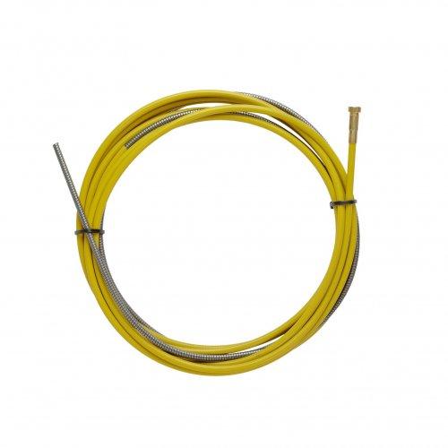 SIRGA Amarilla para antorchas de soldadura BZ L.5400 alambre 1,2/1,6