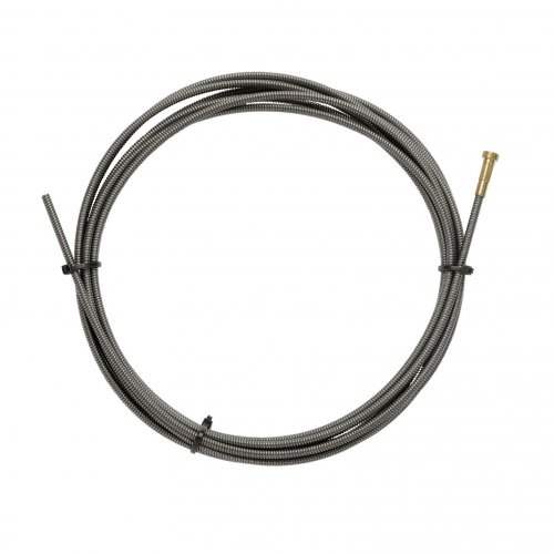 Gaine spiralée dénudée pour torches BINZEL L.4400 fil 1,0/1,2