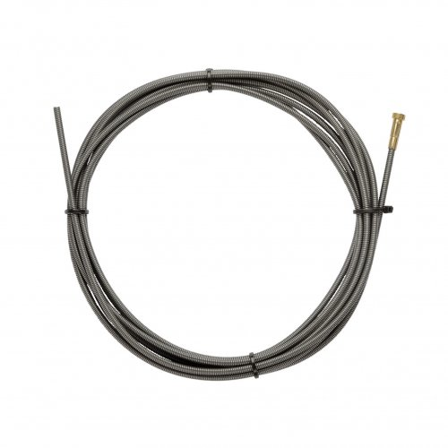 Gaine spiralée  dénudée pour torches BINZEL L.4400 fil 1,2/1,6