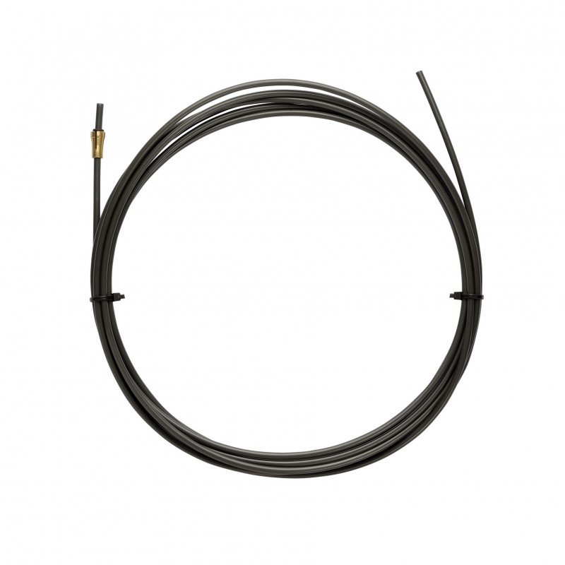 NYLON PA12 liner BLACK L.3400 Wire 1,0/1,2