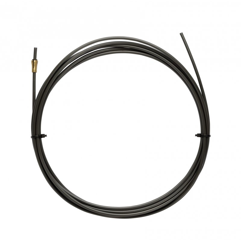 NYLON PA12 liner BLACK L.4400 Wire 1,0/1,2