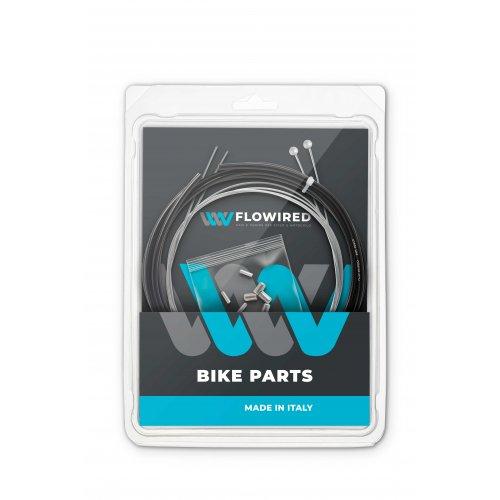 KIT Frenos de Sport/City bike acero inoxidable