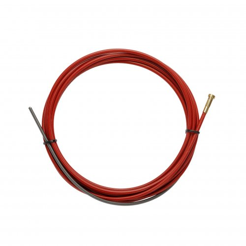 Gaine ROUGE pour torches BINZEL L.3400 fil 1,0/1,2