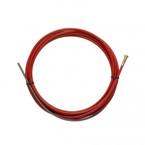 Gaine ROUGE pour torches BINZEL L.4400 fil 1,0/1,2