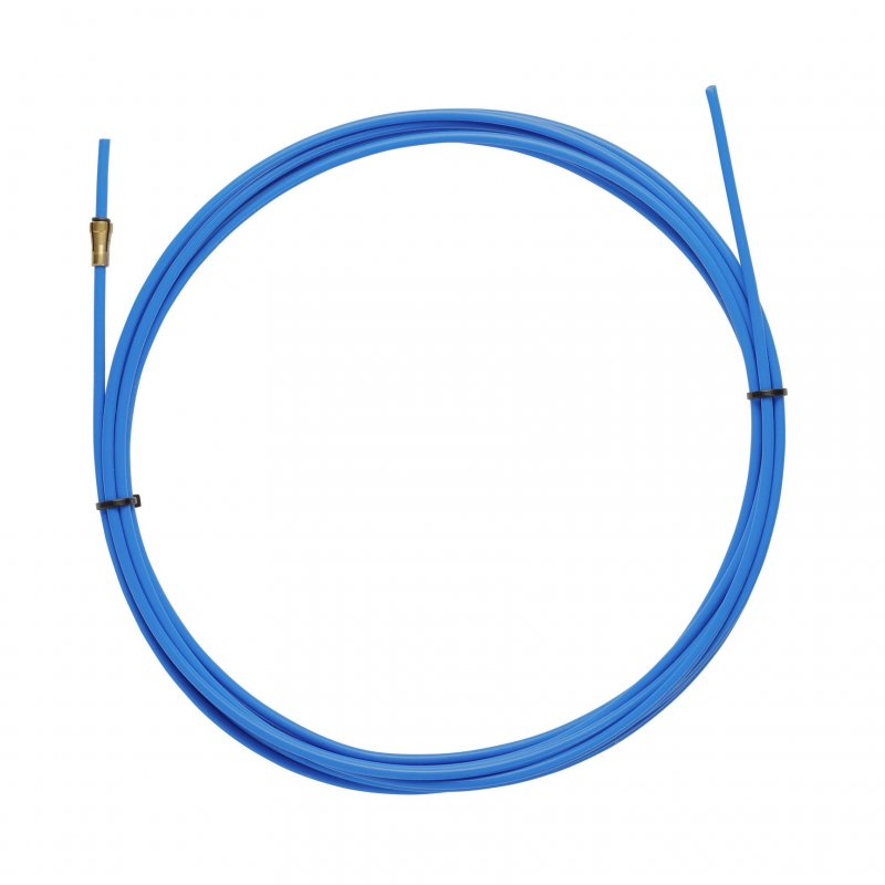 BLUE TEFLON liner 1,5 X 4,0 L.3400 wire 0,6/0,9
