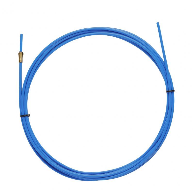 BLUE TEFLON liner 1,5 X 4,0 L.4400 wire 0,6/0,9