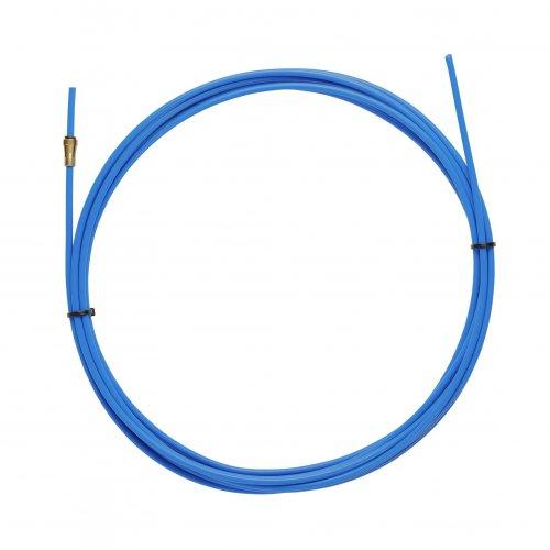 BLUE TEFLON liner 1,5 X 4,0 L.5400 wire 0,6/0,9